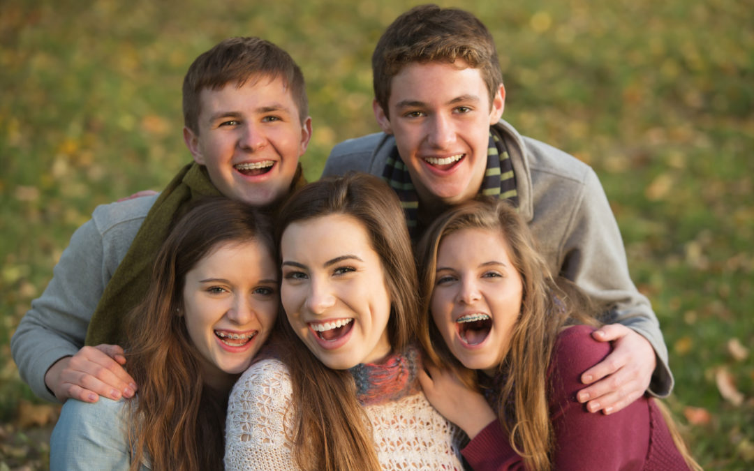 Adolescent Orthodontics Is Not Difficult At All! You Just Need a Great Teacher!